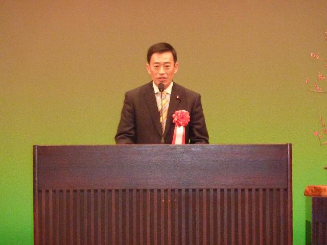 長浜市合併記念式典(2)