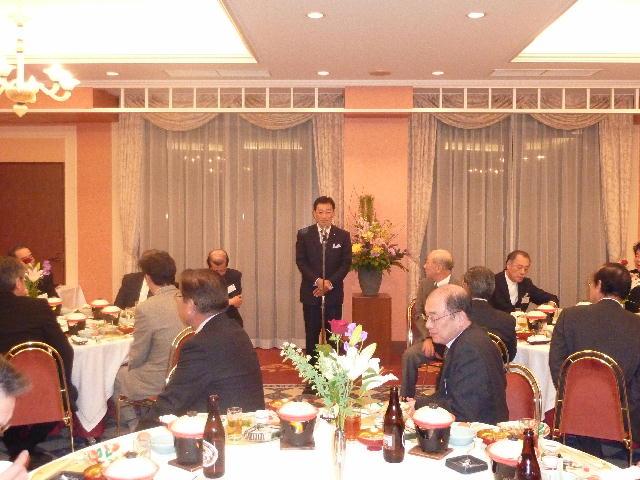 長浜工業会新年会