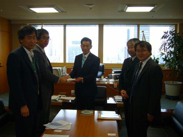日本生態学会面会