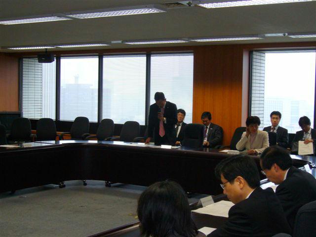 COP10副大臣会合