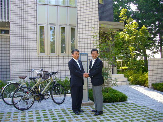 東近江市パナホーム CO2ゼロ住宅内覧会