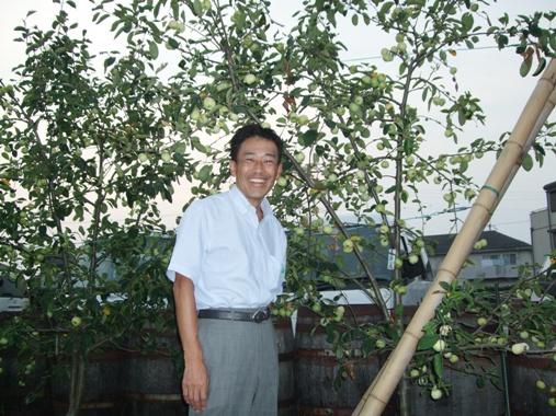 彦根りんご収穫祭(1)