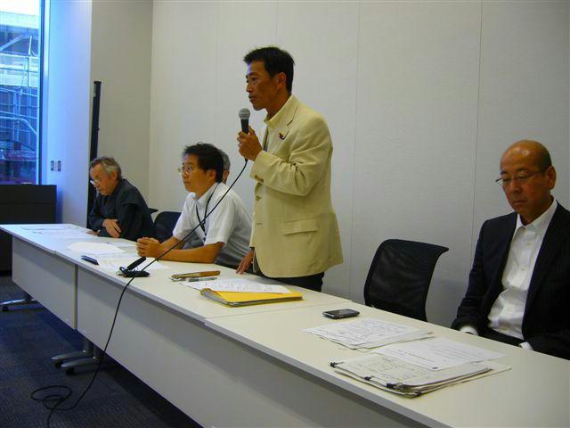 政調部門会議