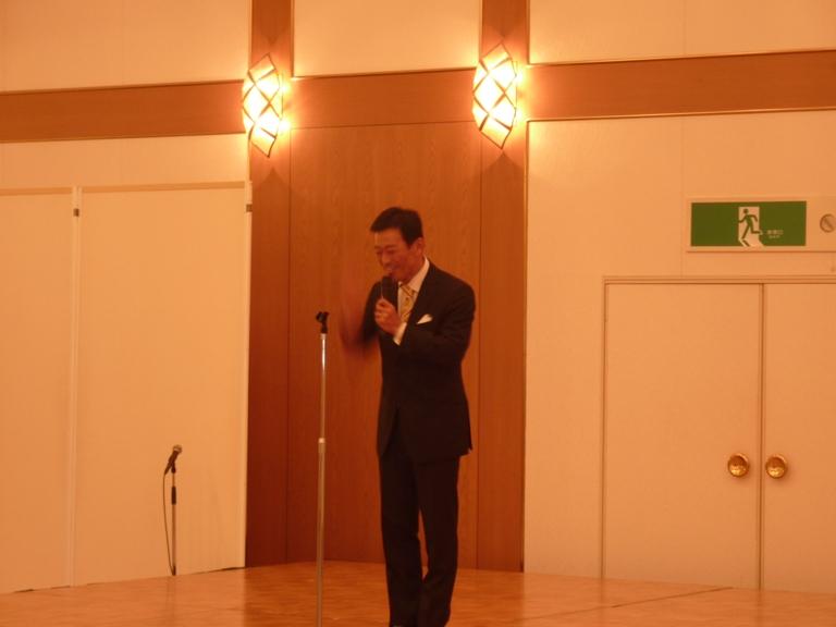 連合滋賀2010年度「役員研修会」懇親会