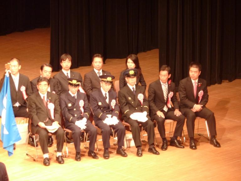 第55回滋賀県消防大会