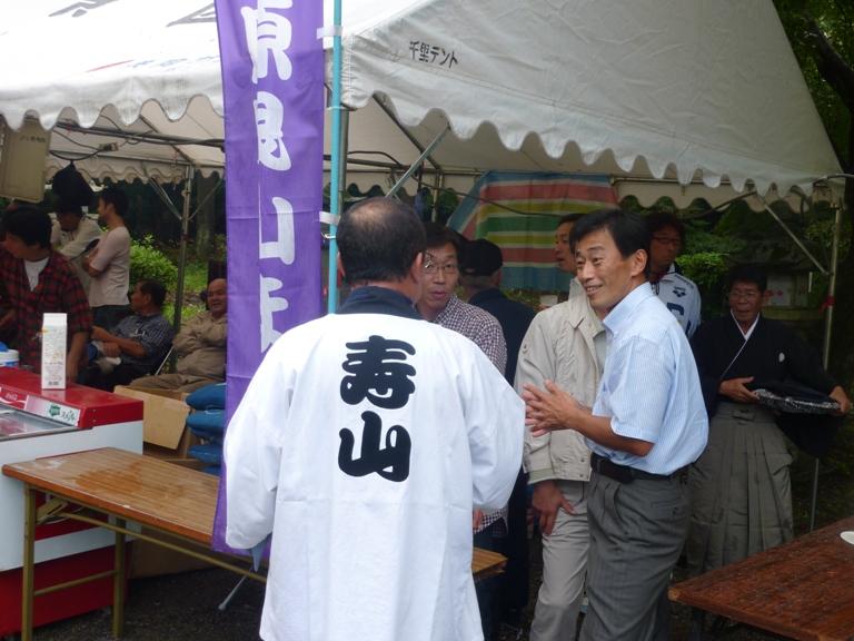 米原曳山祭り(2)