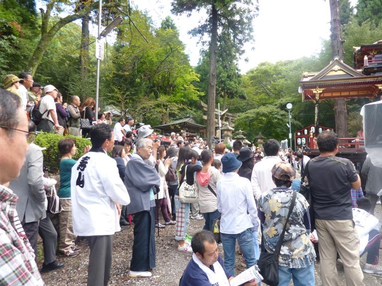 米原曳山祭り(1)