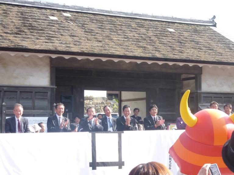 小江戸彦根の城まつりパレード見学(2)