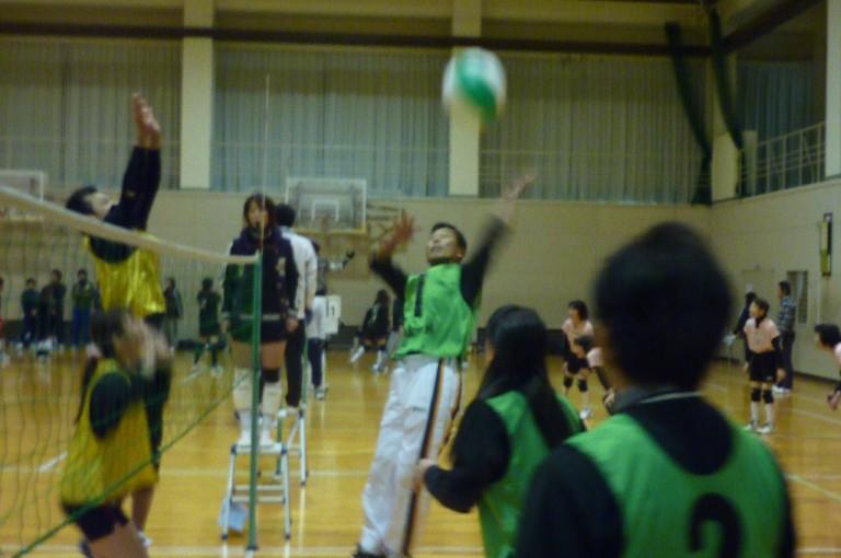 青林檎カップビーチボール大会(2)