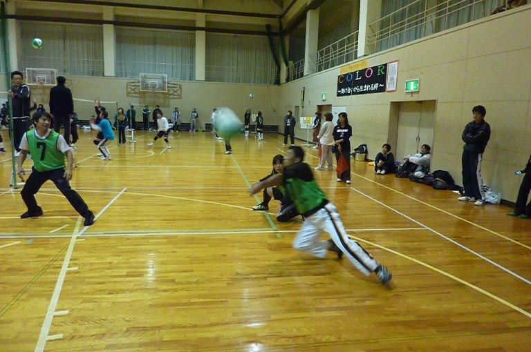 青林檎カップビーチボール大会(4)