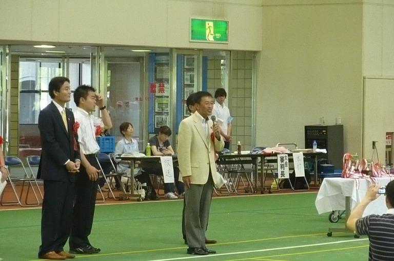 滋賀県障害者スポーツ協会・第7回グラウンドゴルフ選手権大会