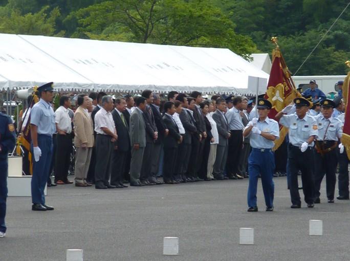 平成23年度第46回滋賀県消防操法訓練大会(1)