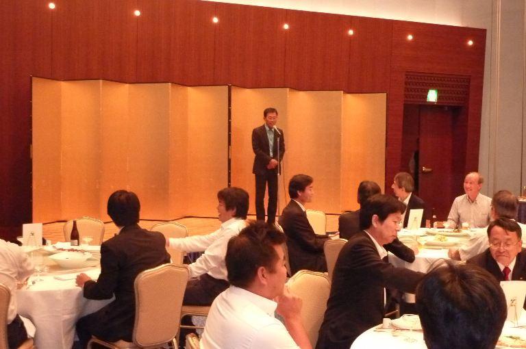 連合滋賀2011年度「役員研修会」懇親会