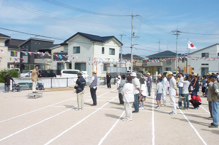 第31回地蔵町町民運動会