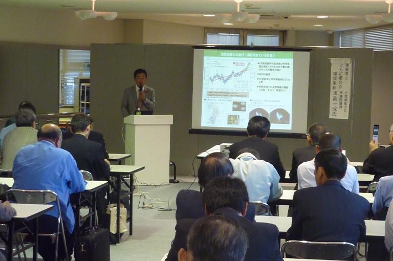 「環境立国日本のエコアクション21認証・登録制度」基調講演