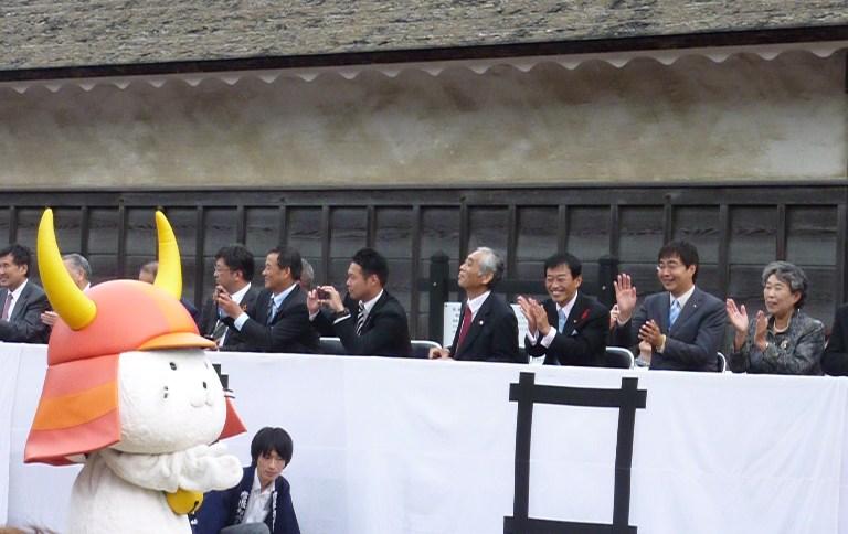 第59回小江戸彦根の城まつりパレード(1)
