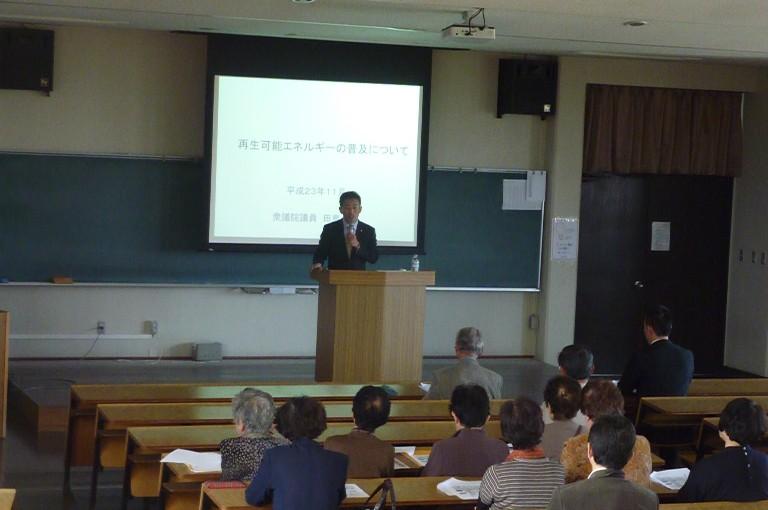 聖泉大学CLCセミナー講演