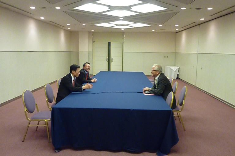 民主党パーティー2011in滋賀(3)