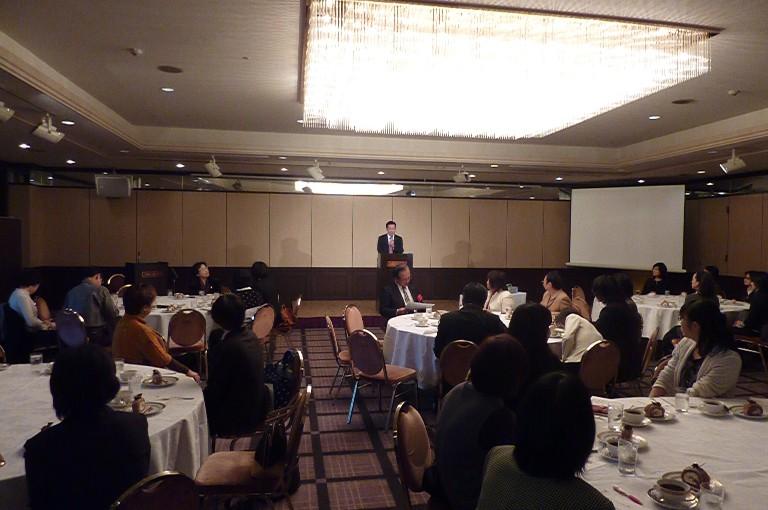 日本栄養士連盟滋賀県支部ミニ集会