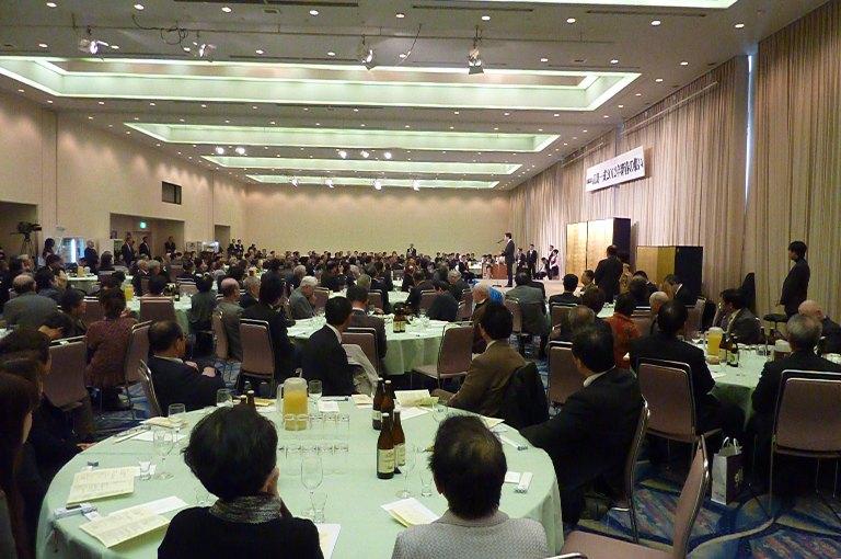 田島一成2012年新春の集い(2)