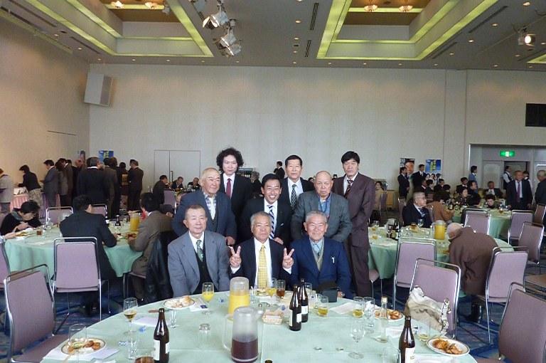 田島一成2012年新春の集い(3)