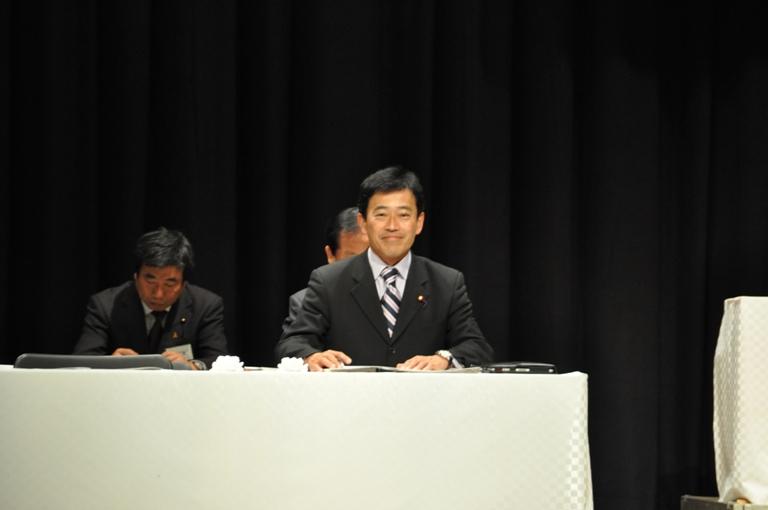 民主党滋賀県連2012年定期大会(2)