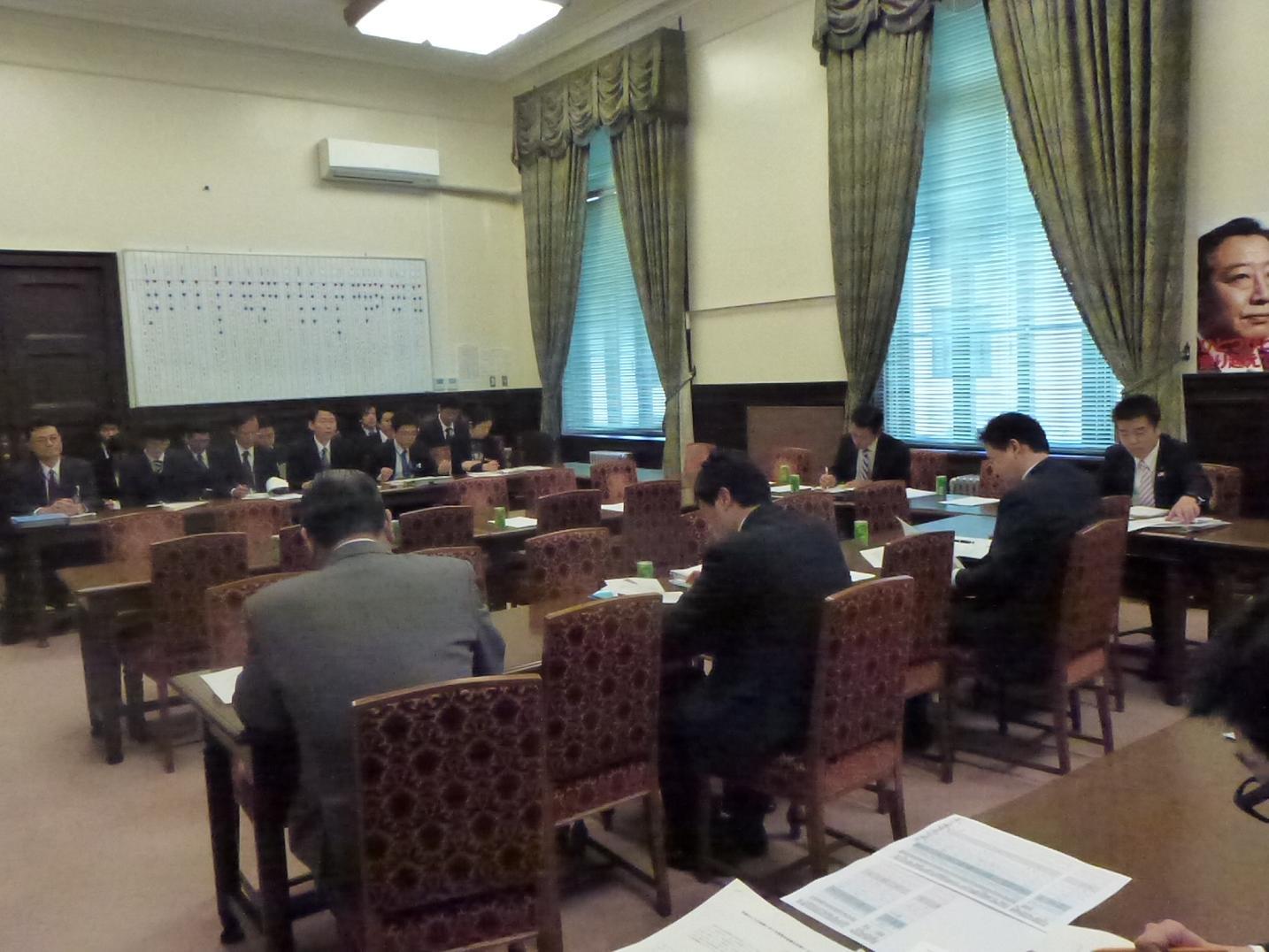 琵琶湖(淀川水系)再生議員連盟