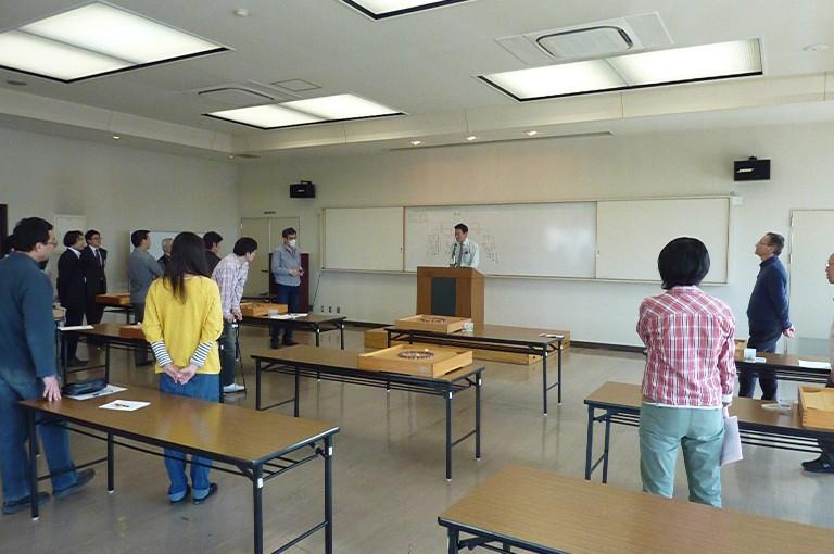 日本カロム協会「2012年度通常総会」(2)