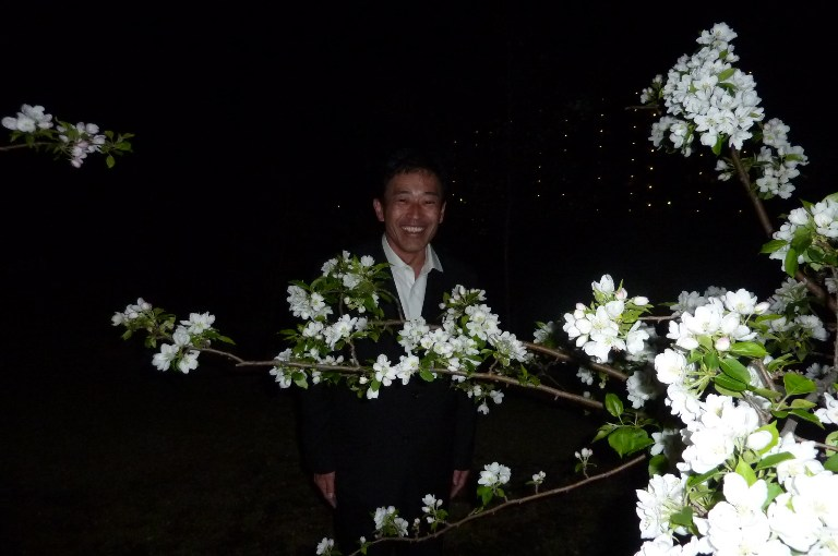 彦根りんごお花見会