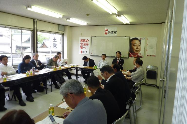 第175回県連幹事会