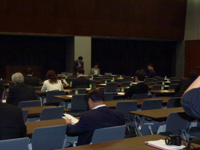 通称:ガレキ議連総会