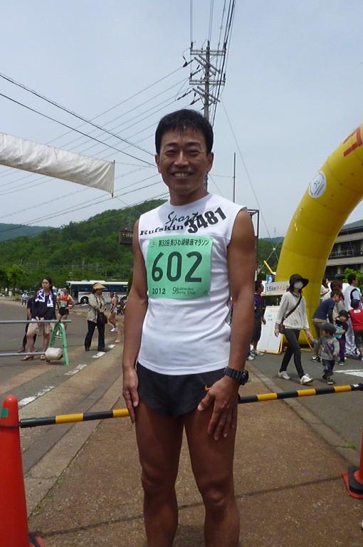 第32回奥びわ湖健康マラソン