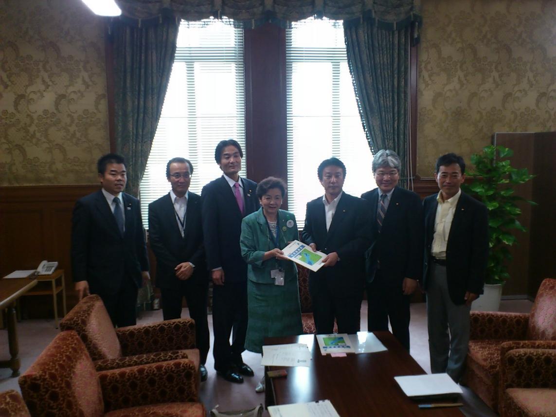 滋賀県重要施策要望