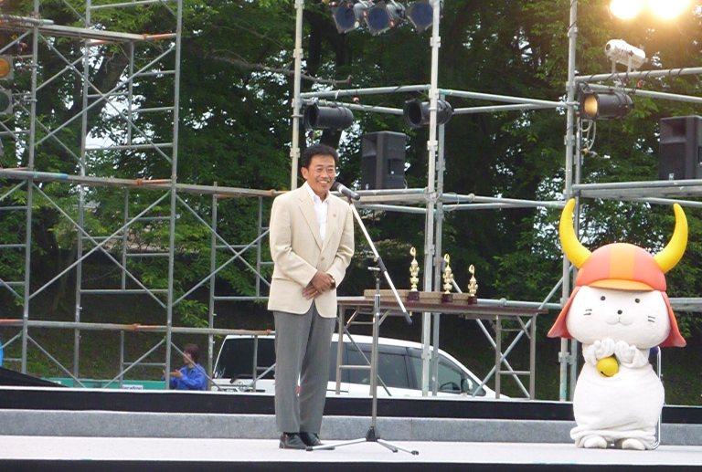 よさこいソーラン日本海 彦根三十五万石大会(1)