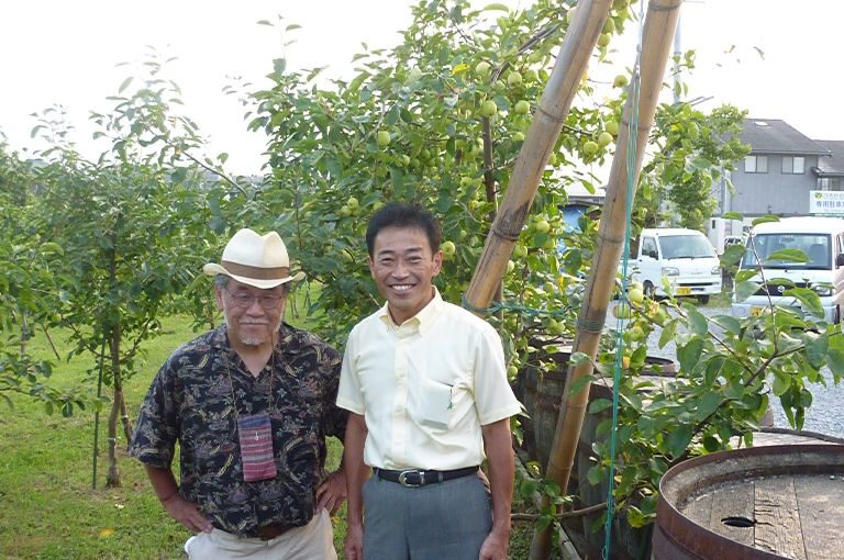彦根りんごの収穫祭