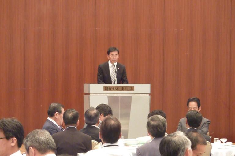 連合滋賀2012年度「役員研修会」懇親会