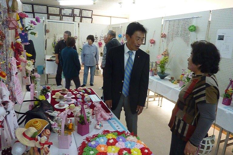 若葉老人クラブ連合会「第22回文化祭」