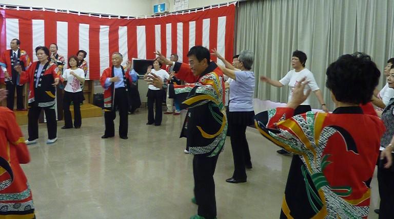 旭森地区文化祭