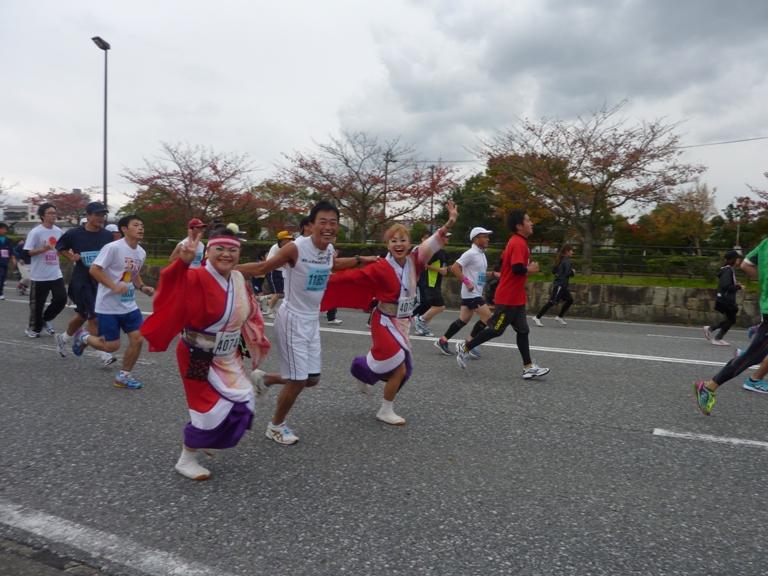 彦根シティマラソン(1)