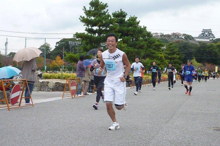 彦根シティマラソン(2)