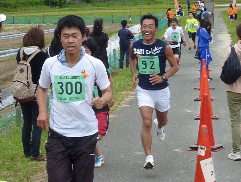 奥びわ湖健康マラソン(2)