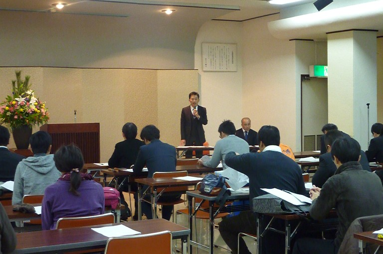 近江八幡青経会トライアスロン大会プレゼンテーション