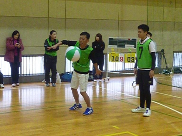 第7回 青林檎カップ ビーチボールの集い(2)