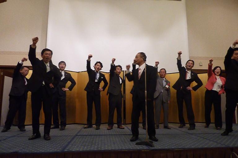 2014  田島一成  春のつどい 長浜会場(5)