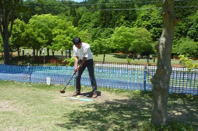 田島一成&大橋みちのぶ杯グランドゴルフ大会