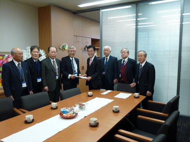 滋賀県市町村職員年金者連盟より要望