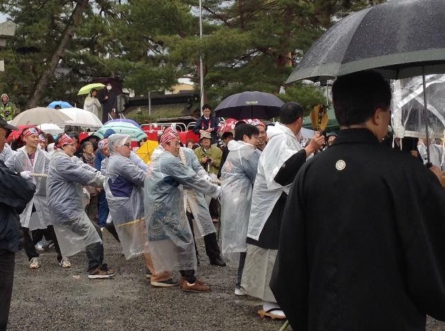 長浜曳山祭