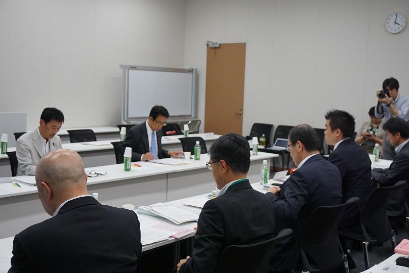 滋賀県重点政策に関する意見交換会