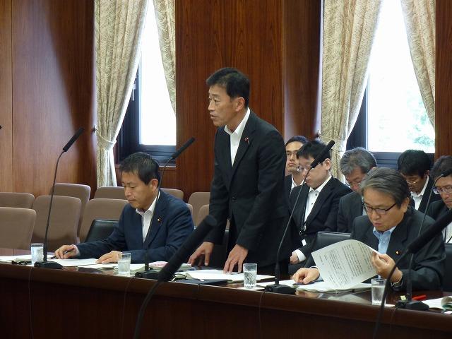 琵琶湖保全再生法案が参議院環境委員会で可決