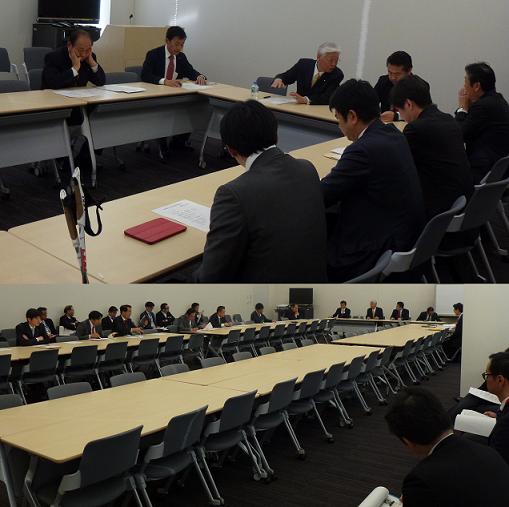民・維 環境・原子力合同部門会議